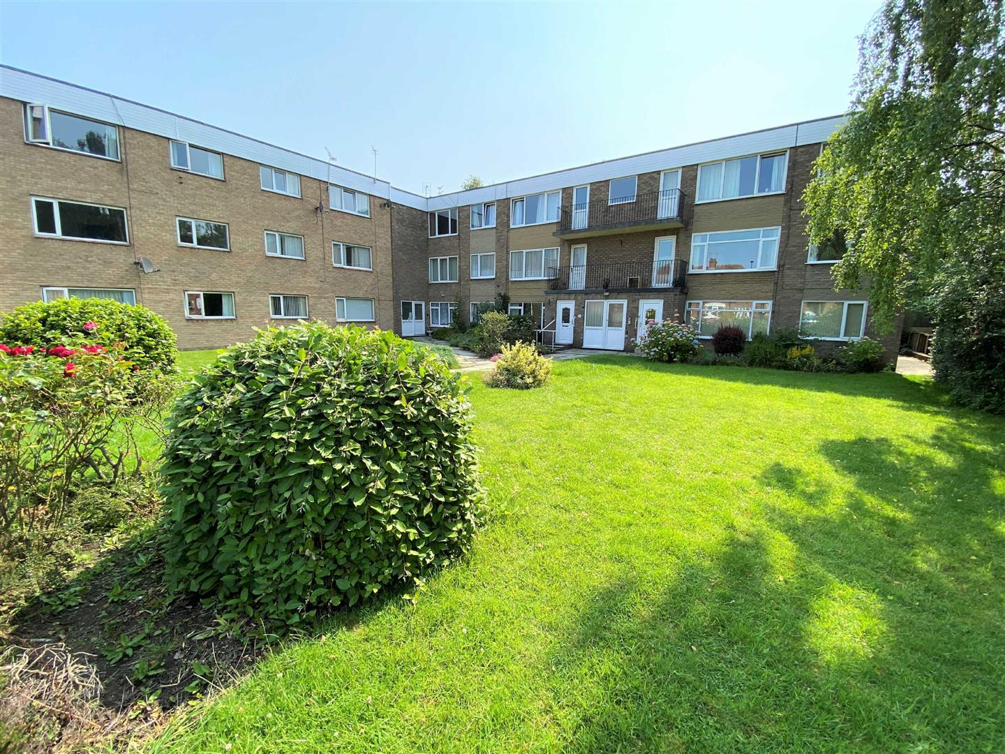 Portholme Court, Selby